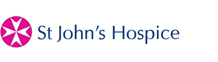 St Johns Hospice logo